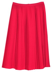 Terry Skirt Red