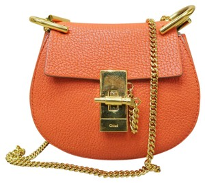 Chloé Chloe Mini Drew Shoulder Bag