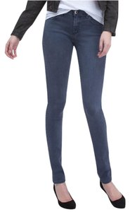 AG Adriano Goldschmied Legging Skinny Jeans-Medium Wash