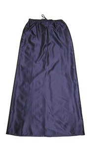 Anne Klein Formal Evening New Year's Holiday Maxi Skirt Navy Blue