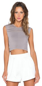 Ronny Kobo Collection Top Gray