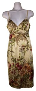 Dolce&Gabbana Silk Cut-out Dress