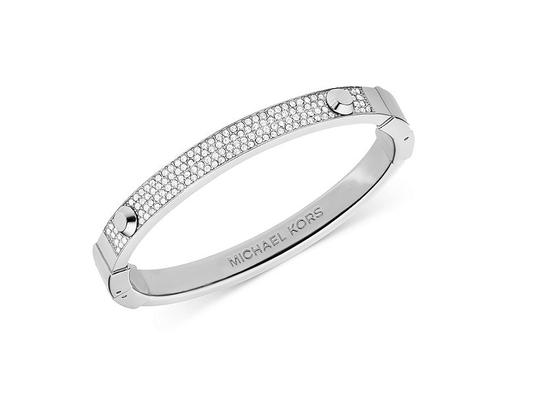 Michael Kors $125.55 Studded Pave Crystal Hinged