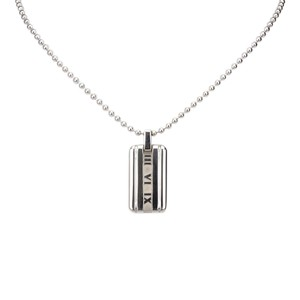 Tiffany & Co. Jewelry,metal,necklace,silver,tfnl131