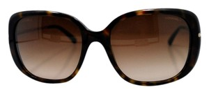 Chanel Chanel Sunglasses Havana Rhinestone Brown Gradient
