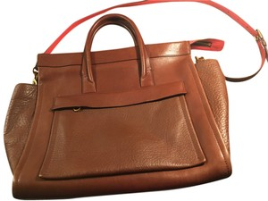 Coach Cognac Messenger Bag
