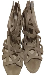 Guess Suede Beige Sandals