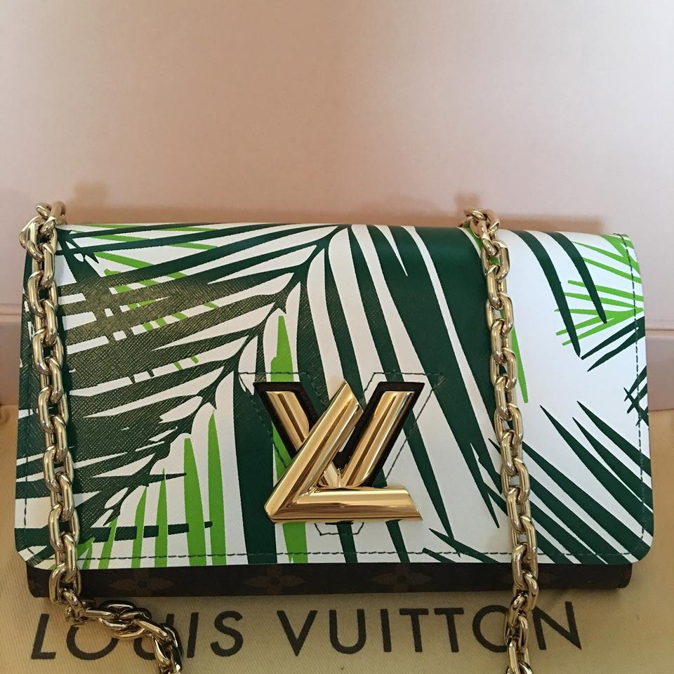 2c738a678ca25 Louis Vuitton Wallet on Chain Twist Cruise 2016 Collection Palm ...