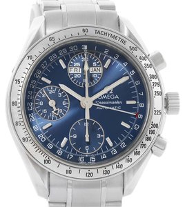 Omega Omega Speedmaster Day Date Chrono Mens Watch 3523.80.00 Papers