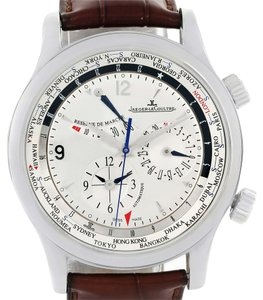 Jaeger-LeCoultre Jaeger Lecoultre Master World Geographic Watch 146.8.32.S Q1528420