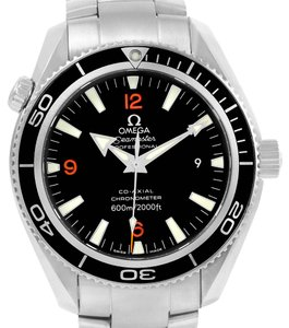 Omega Omega Seamaster Planet Ocean Mens 42mm Co-Axial Watch 2201.50.00