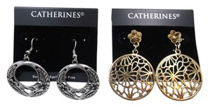 Catherines Pre-Owned NEW Catherines Fashion Earring Set