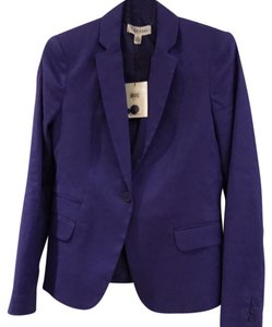 Calvin Klein Purple blue Blazer
