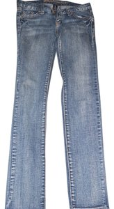 Blue Asphalt Short Inseam Petite Skinny Jeans-Medium Wash