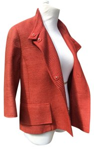 Akris Punto Akris Coat rust, orange, red Jacket