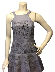 Parker short dress light lavender on Tradesy