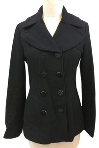 Guess Double Breasted Pea Coat