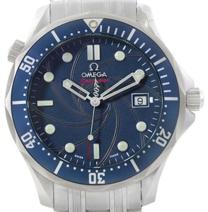 Omega Omega Seamaster James Bond Limited Edition Watch 2226.80.00 Box Papers