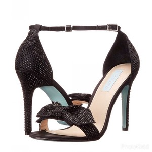 Betsey Johnson Black Formal