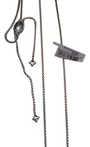 David Yurman baby box chain necklace