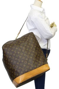 Louis Vuitton Backpack Duffle Keepall Travel Rare Shoulder Bag