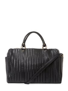 deux lux Black Travel Bag