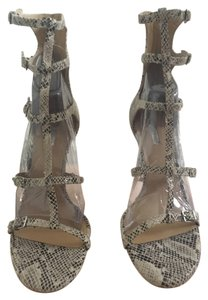 BCBGeneration Snake Heel Bcbg King Snake Sandals