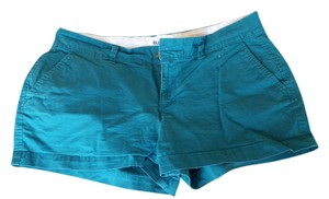 Old Navy Mini/Short Shorts Turquoise