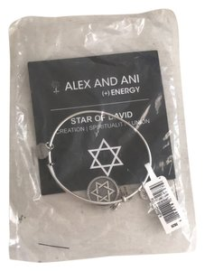 Alex and Ani Alex and Ani Energy Star of David Wire Bracelet