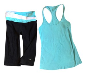 Lululemon Lululemon Tank and Capri Pants Set