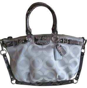 Coach Madison Sophia Satchel Shoulder Bag