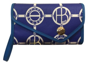 Henri Bendel Wristlet in Blue
