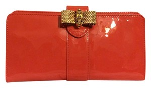 Christian Louboutin Sweet Charity Wallet Corazon Clutch