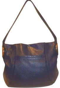 B. Makowsky Refurbished Leahter Lined Shoulder Bag