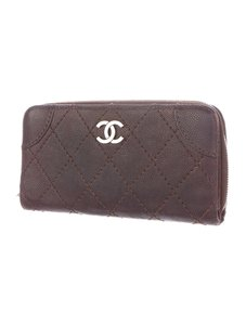 Chanel Chanel OUTDOOR LIGNE Wallet