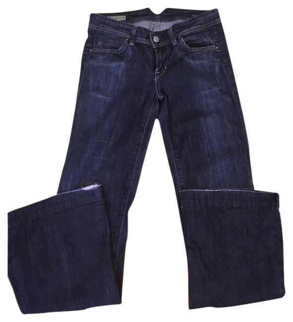 Preload https://item1.tradesy.com/images/citizens-of-humanity-dark-rinse-faye-anchor-225-flare-leg-jeans-size-26-2-xs-2039470-0-0.jpg?width=400&height=650