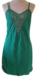 Victoria's Secret short dress Emerald on Tradesy