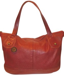 The Sak Refurbished Leather X-lg Lined Hobo Bag