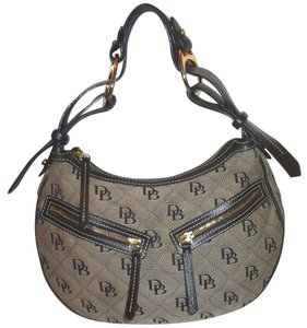 Dooney & Bourke Refurbished Lined Shoulder Bag