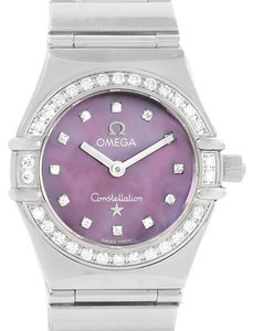 Omega Omega Constellation My Choice Diamond Limited Edition Watch 1457.78.00