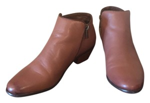 Crown Vintage Bootie Boot Boot Brown Boots