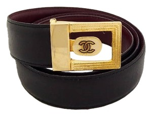 Chanel Quilted CC Logo Belt 212767