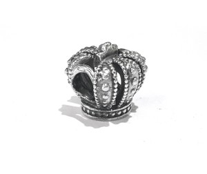 PANDORA ROYAL CROWN STERLING SILVER CHARM