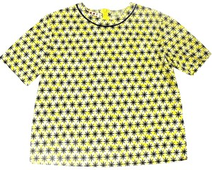 Marni Shirt Gilrs Top yellow