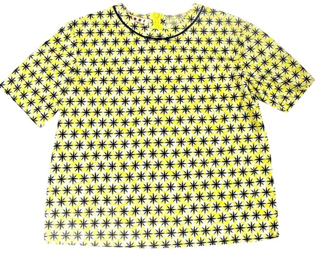 Preload https://img-static.tradesy.com/item/20395094/marni-yellow-kids-child-cotton-short-sleeve-girls-blouse-size-6-s-0-1-650-650.jpg