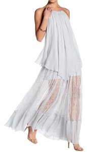 Maxi Dress by Free People Chiffon Lace Maxi Racer-back