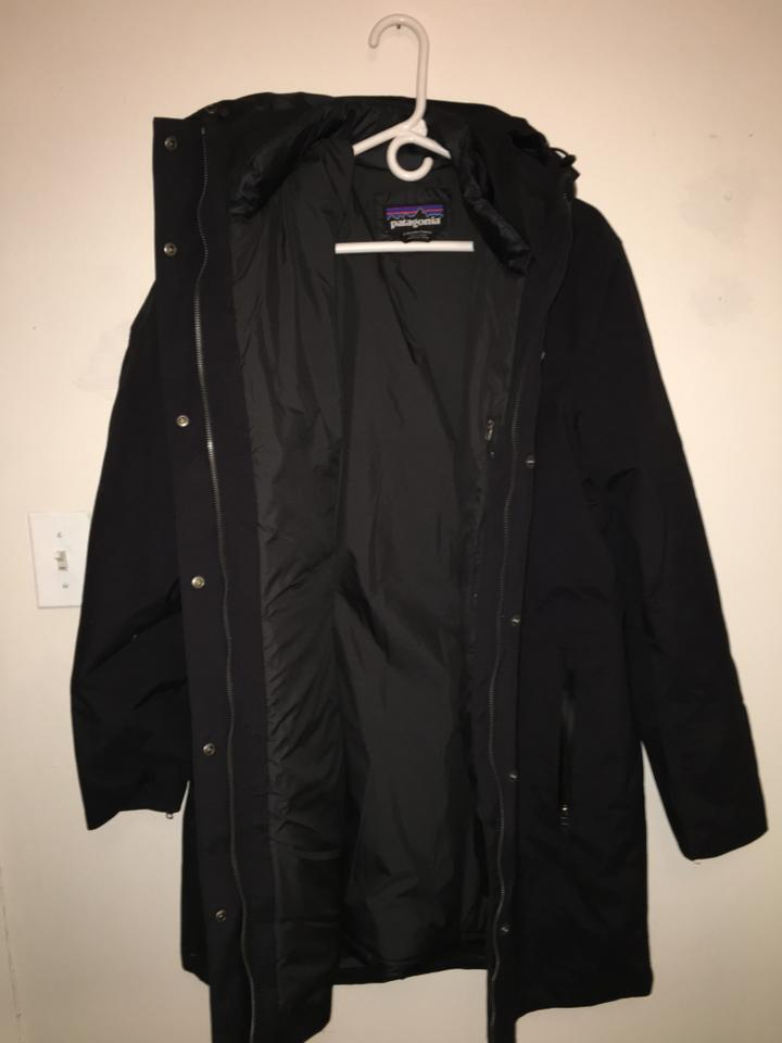 best sneakers new products check out Patagonia Black Women's Stormdrift 3-in-1 Parka Coat Size 12 (L ...