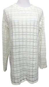 Zara Collection Open Weave Day To Evening Large Sweater