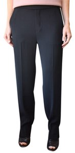 Vince Relaxed Trouser Relaxed Pants Black