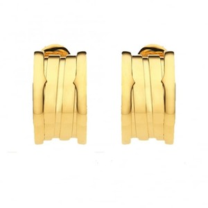 BVLGARI Bvlgari B.Zero1 18K Yellow Gold Earrings OR851273